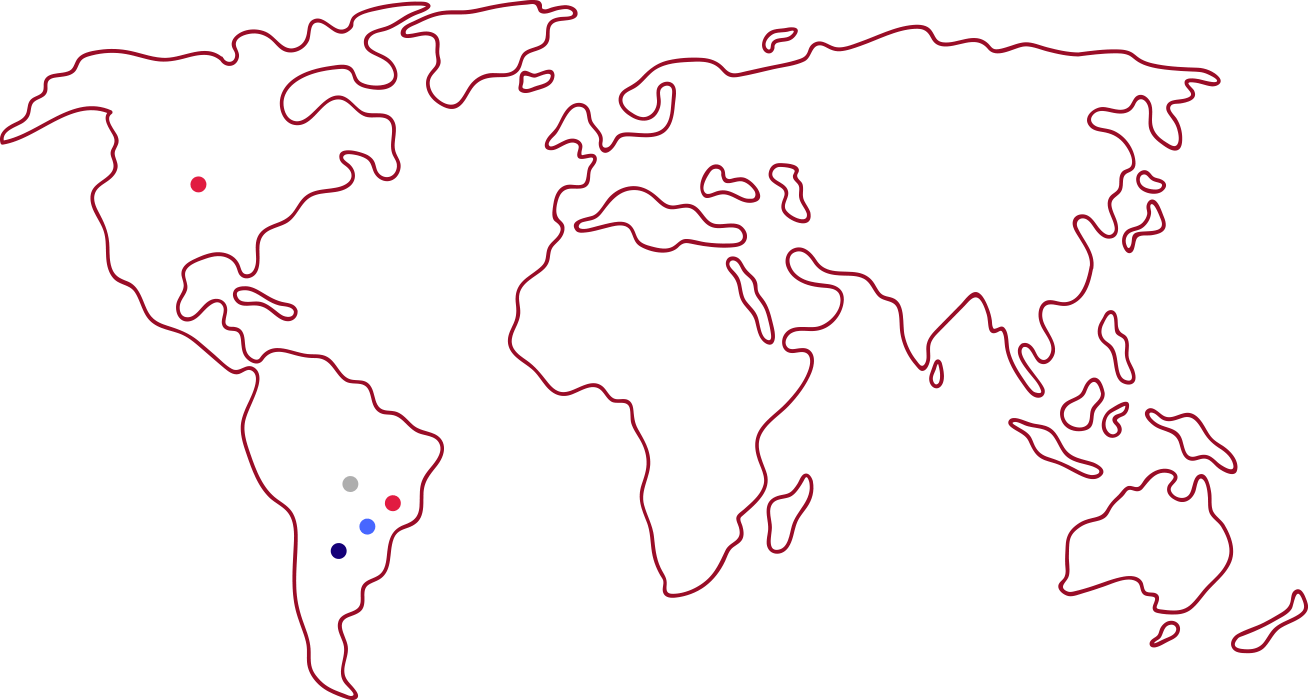 DB1 Global Software | Mapa