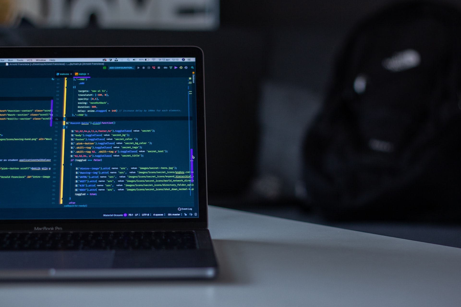 Code From Technical Cases